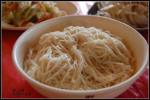 東山甕-雞油麵線