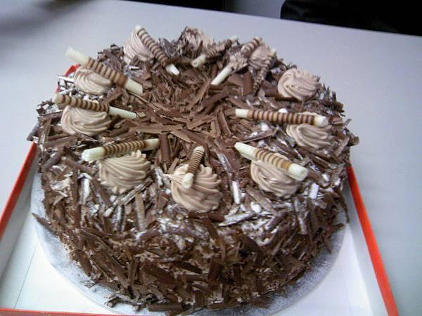 我跟ASKIM挑的蛋糕