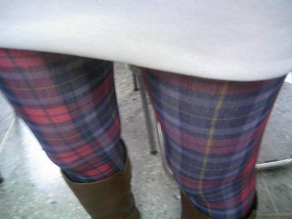 地瓜的褲襪超好看
