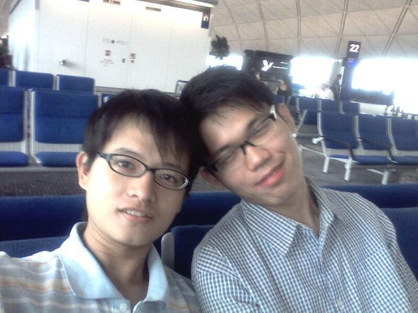 香港啟德機場