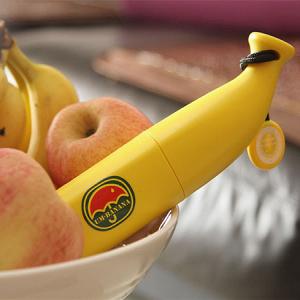香蕉造型的晴雨傘1