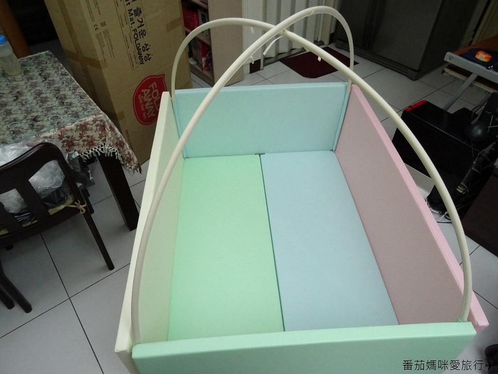 韓國FOLDAWAY遊戲城堡圍欄 (14)