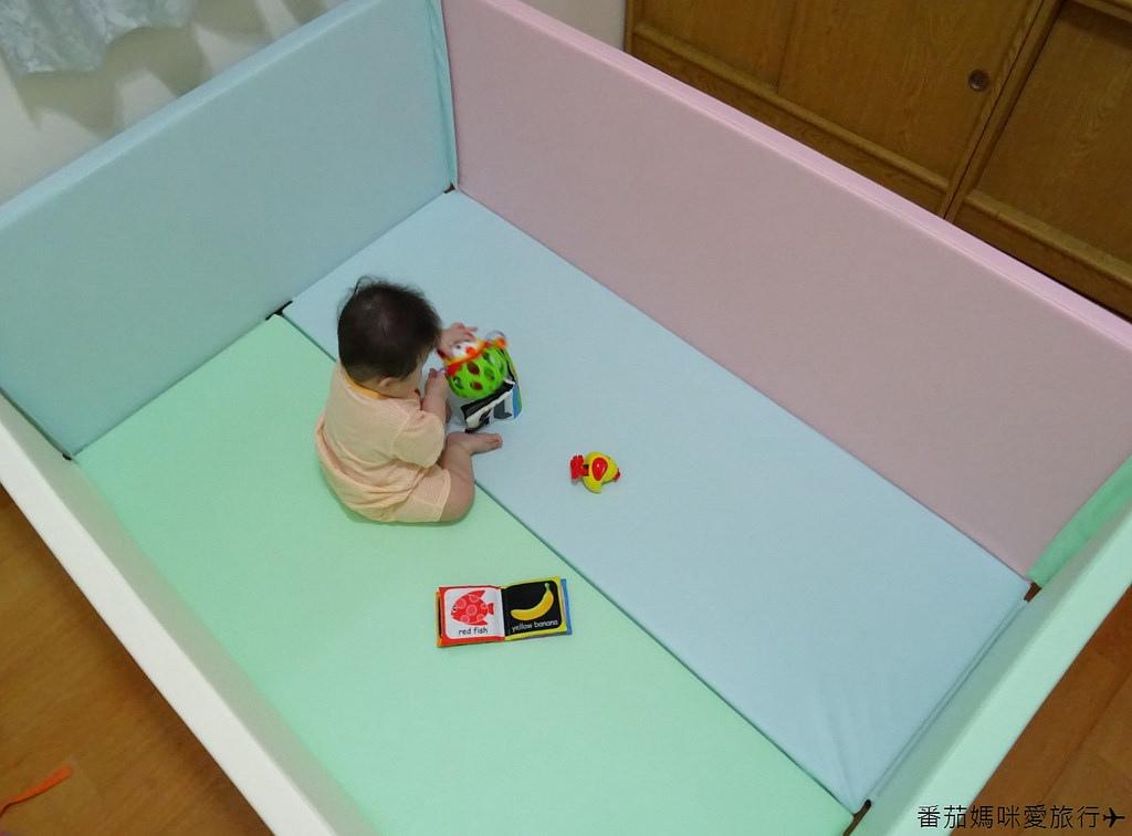 韓國FOLDAWAY遊戲城堡圍欄 (45)