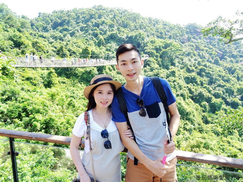 三亞自由行-亞龍灣森林公園 (12)