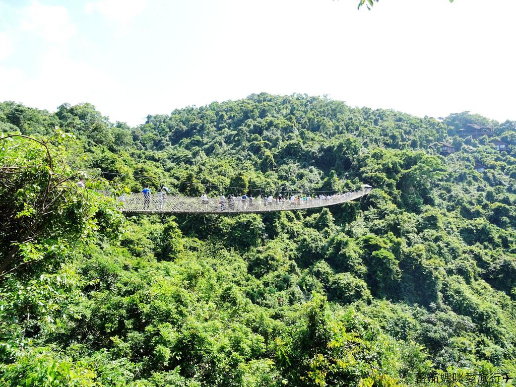 三亞自由行-亞龍灣森林公園 (13)