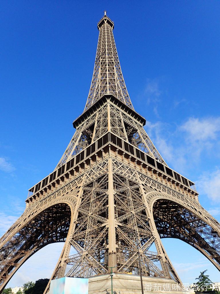巴黎DAY2 巴黎鐵塔&凱旋門&聖心堂&聖母院&塞納河遊船 (2)