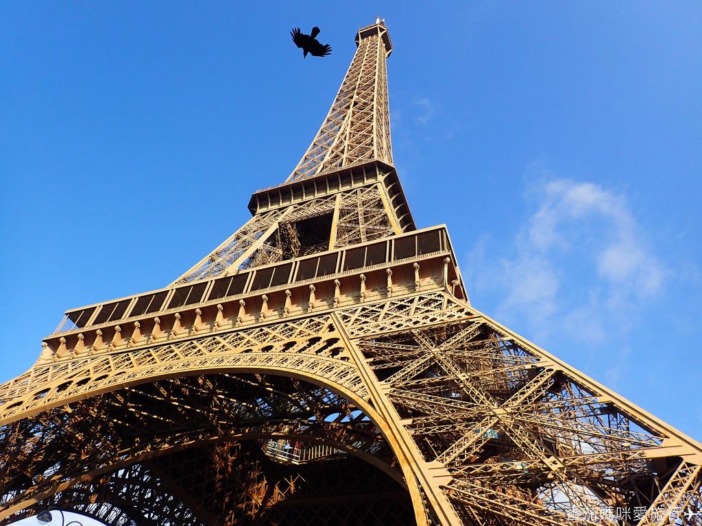 巴黎DAY2 巴黎鐵塔&凱旋門&聖心堂&聖母院&塞納河遊船 (3)