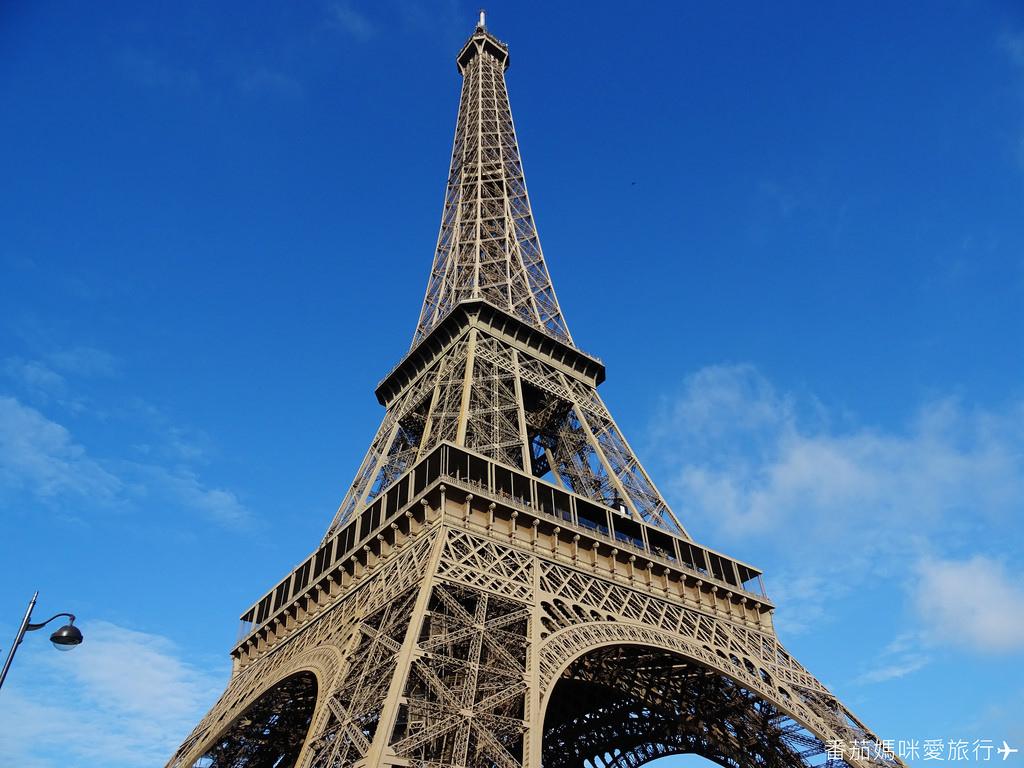 巴黎DAY2 巴黎鐵塔&凱旋門&聖心堂&聖母院&塞納河遊船 (4)