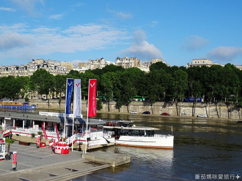 巴黎DAY2 巴黎鐵塔&凱旋門&聖心堂&聖母院&塞納河遊船 (10)