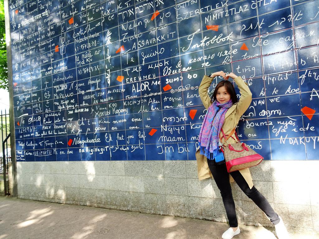巴黎DAY2 巴黎鐵塔&凱旋門&聖心堂&聖母院&塞納河遊船 (24)