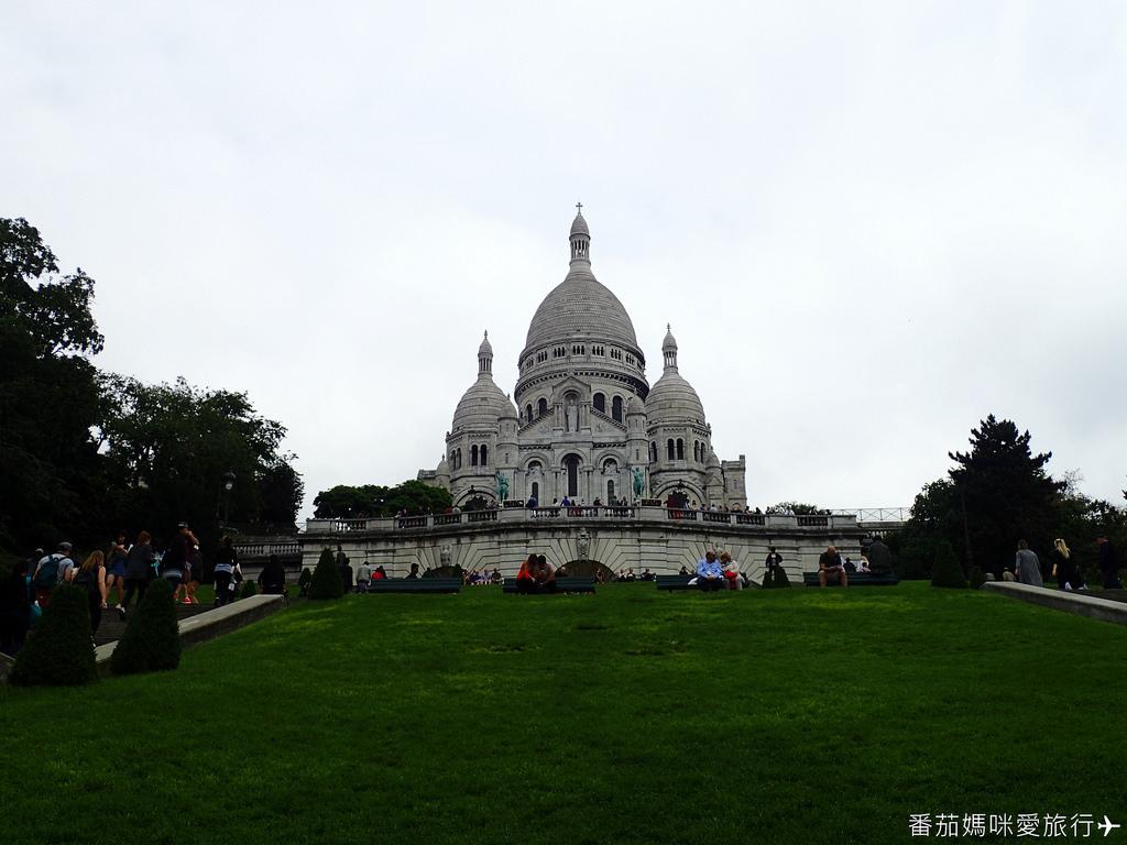 巴黎DAY2 巴黎鐵塔&凱旋門&聖心堂&聖母院&塞納河遊船 (43)