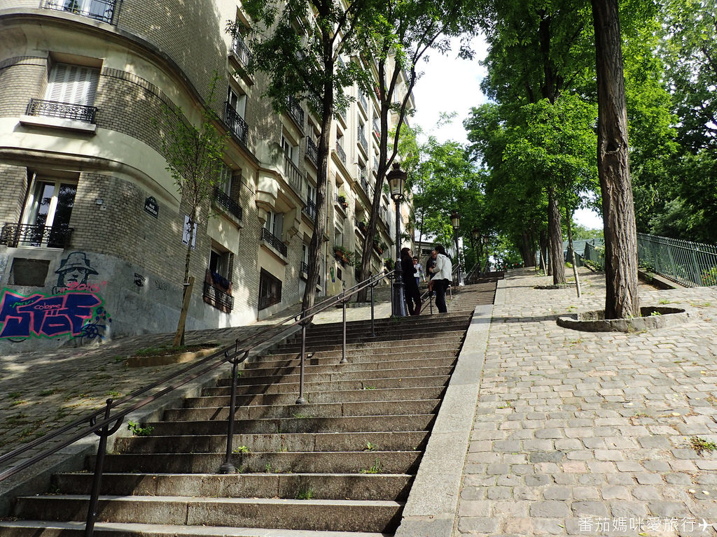 巴黎DAY2 巴黎鐵塔&凱旋門&聖心堂&聖母院&塞納河遊船 (33)