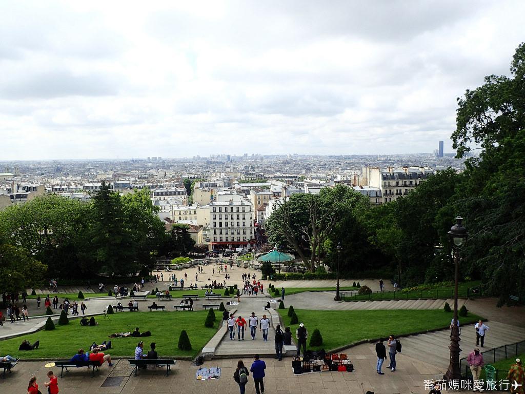 巴黎DAY2 巴黎鐵塔&凱旋門&聖心堂&聖母院&塞納河遊船 (37)