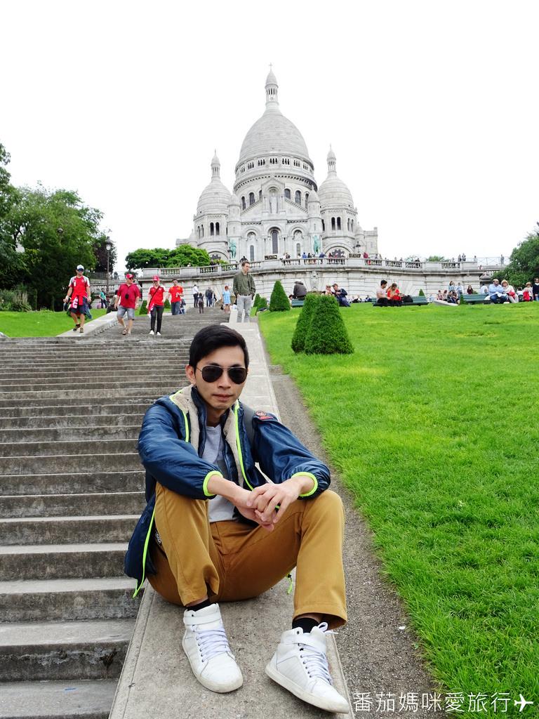 巴黎DAY2 巴黎鐵塔&凱旋門&聖心堂&聖母院&塞納河遊船 (44)