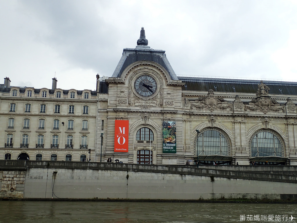 巴黎DAY2 巴黎鐵塔&凱旋門&聖心堂&聖母院&塞納河遊船 (70)