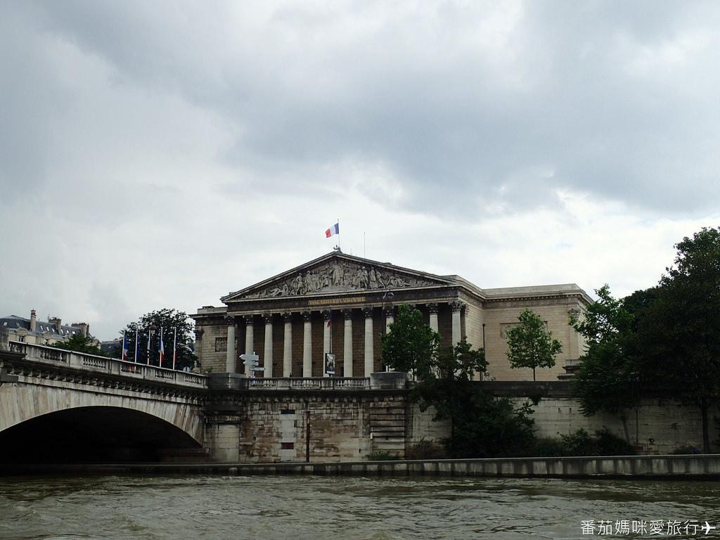 巴黎DAY2 巴黎鐵塔&凱旋門&聖心堂&聖母院&塞納河遊船 (72)