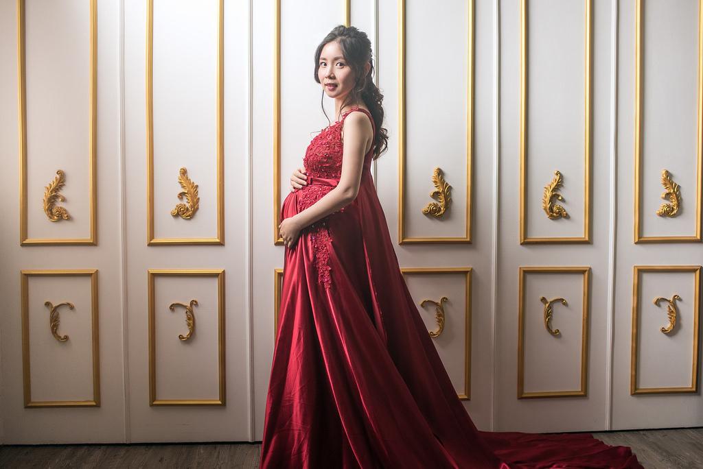台中婚紗 俐蓓爾攝影 婚紗婚禮孕婦全家福形象照新娘秘書彩妝造型 (1)