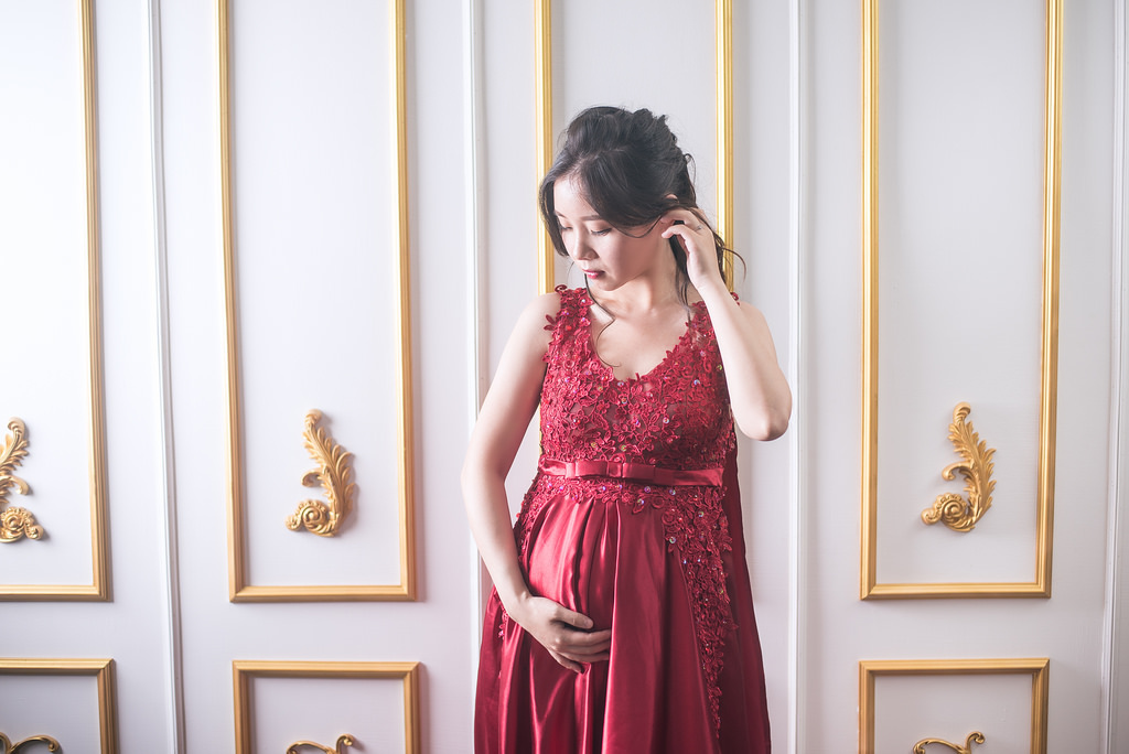 台中婚紗 俐蓓爾攝影 婚紗婚禮孕婦全家福形象照新娘秘書彩妝造型 (5)