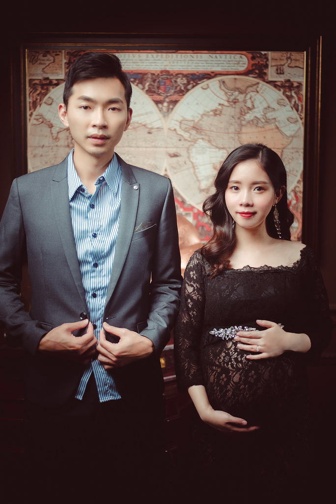 台中婚紗 俐蓓爾攝影 婚紗婚禮孕婦全家福形象照新娘秘書彩妝造型 (34)