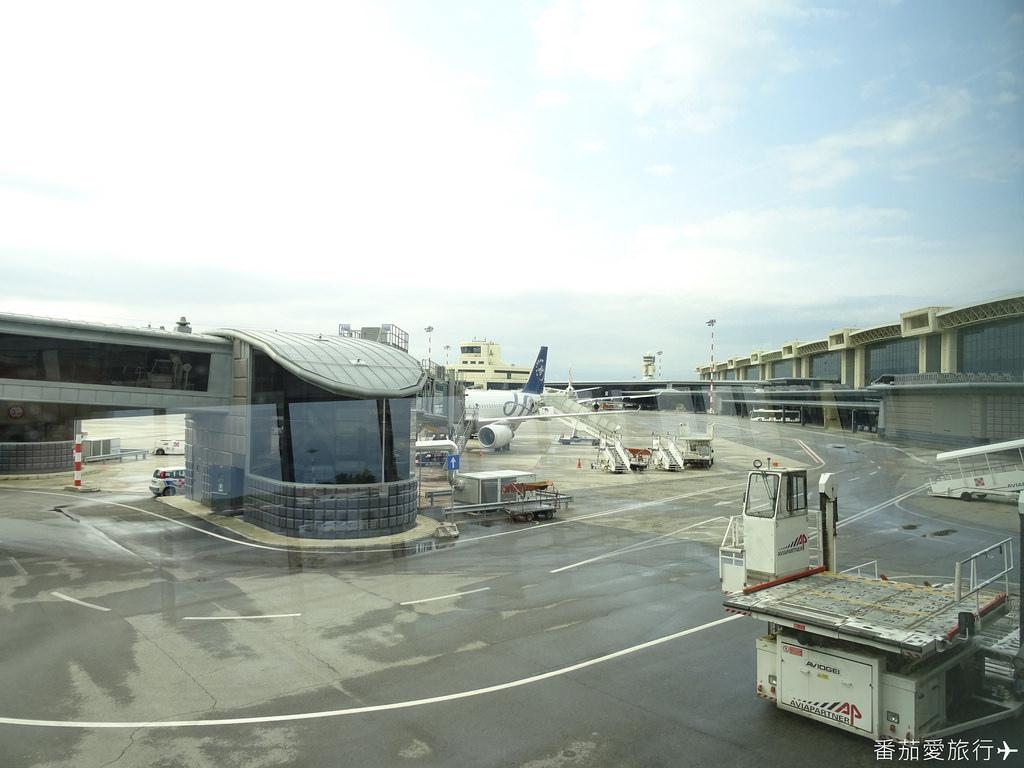 米蘭機場到飯店 (2)
