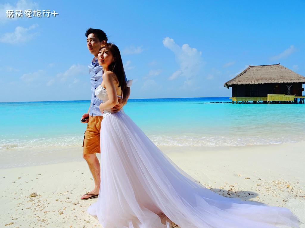 馬爾地夫婚紗 (7)