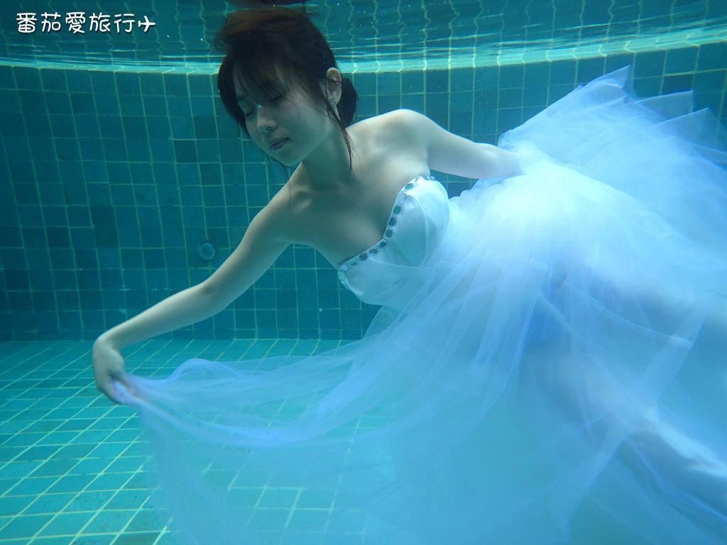 馬爾地夫婚紗 (23)