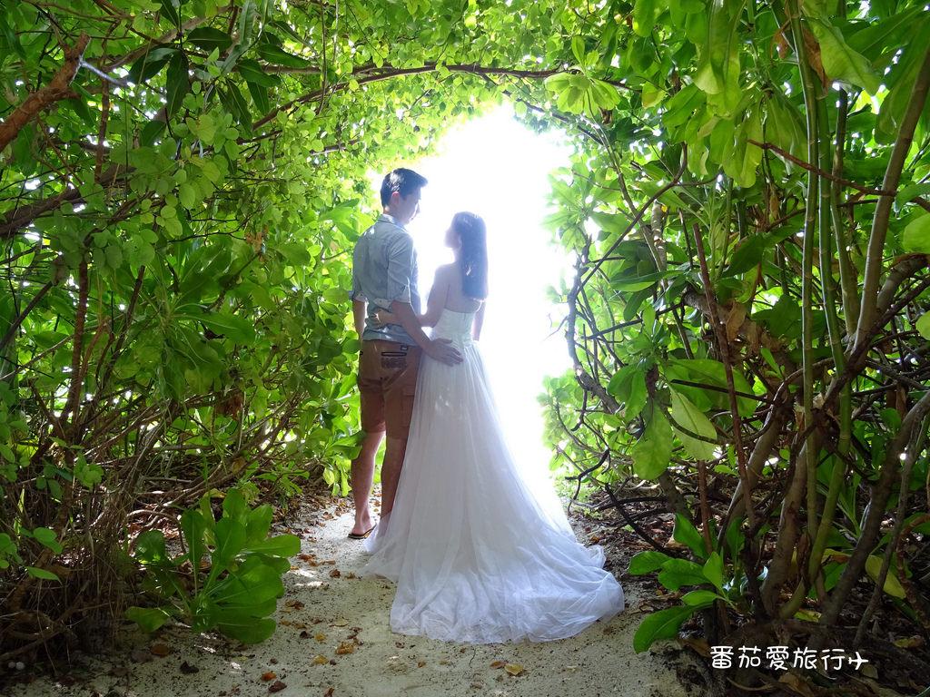 馬爾地夫婚紗 (4)