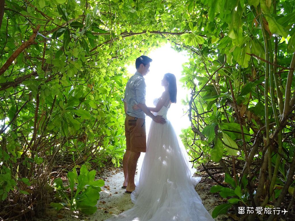 馬爾地夫婚紗 (5)