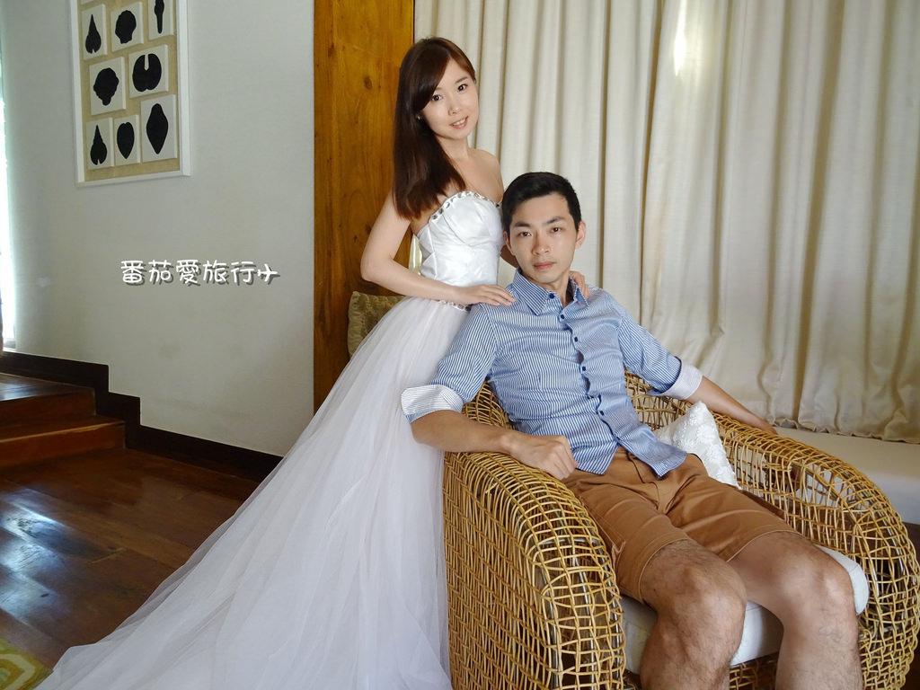 馬爾地夫婚紗 (1)