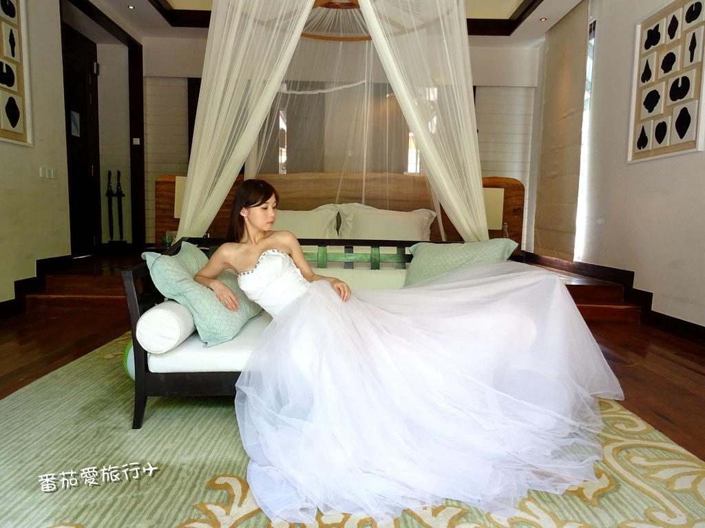 馬爾地夫婚紗 (3)