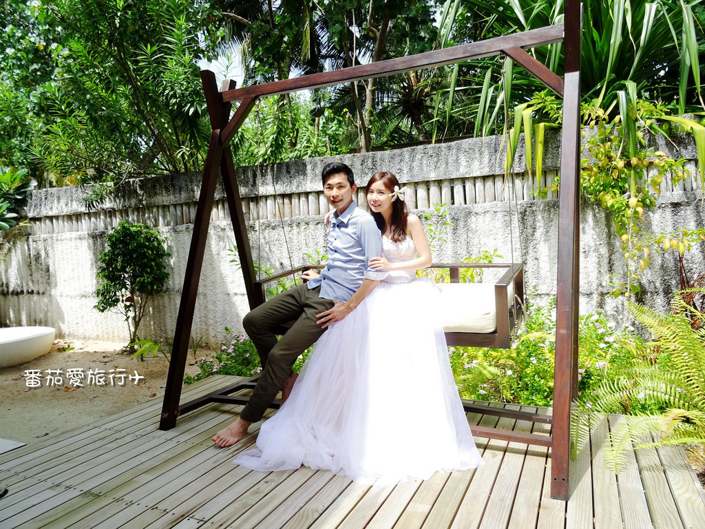 馬爾地夫婚紗 (8)
