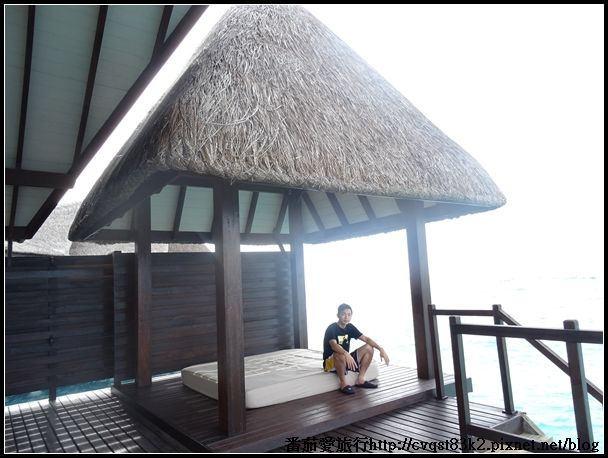 [蜜月]馬爾地夫。Jumeirah Vittaveli水上屋 (29)