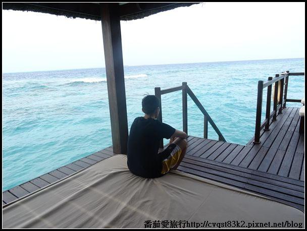 [蜜月]馬爾地夫。Jumeirah Vittaveli水上屋 (31)
