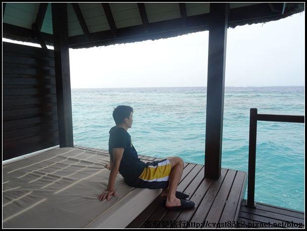 [蜜月]馬爾地夫。Jumeirah Vittaveli水上屋 (35)