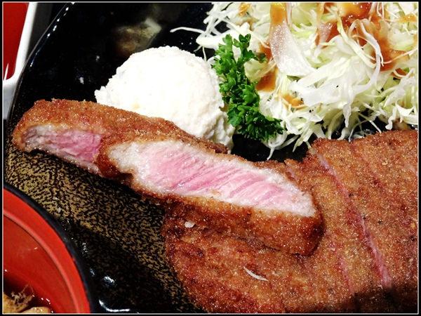 東京新宿炸牛排-牛かつ もと村 (12)