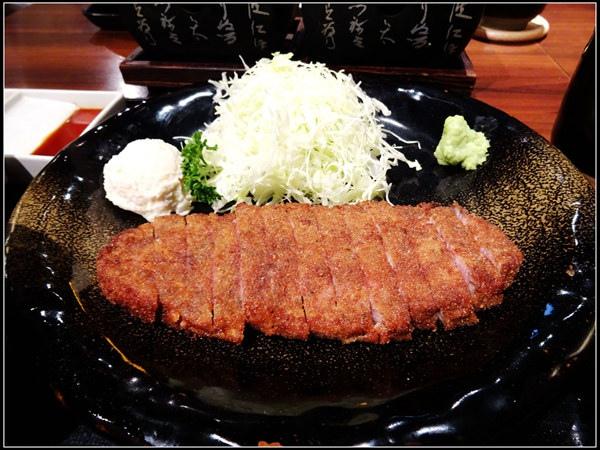 東京新宿炸牛排-牛かつ もと村 (8)
