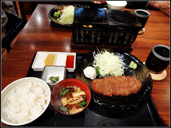 東京新宿炸牛排-牛かつ もと村 (9)