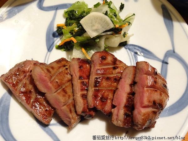 【東京新宿美食】根岸牛舌。 ねぎし。炭烤牛舌 (7)