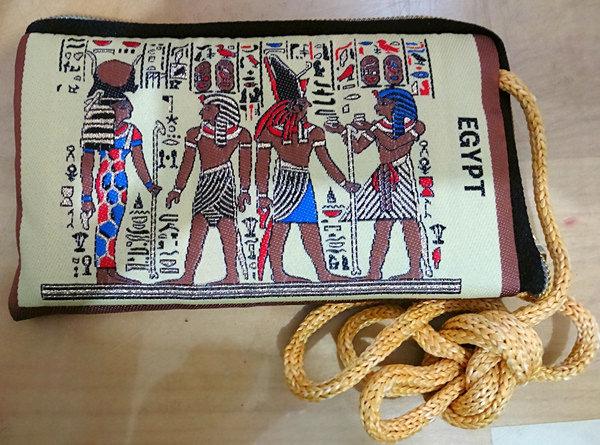 埃及圖騰小包