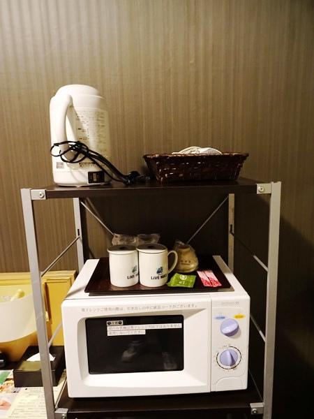 難波 LiVEMAX 酒店 (13)