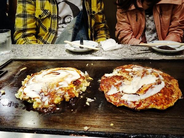 道頓堀逛街&美津大阪燒&本家章魚燒&爺爺起司蛋糕 (45)