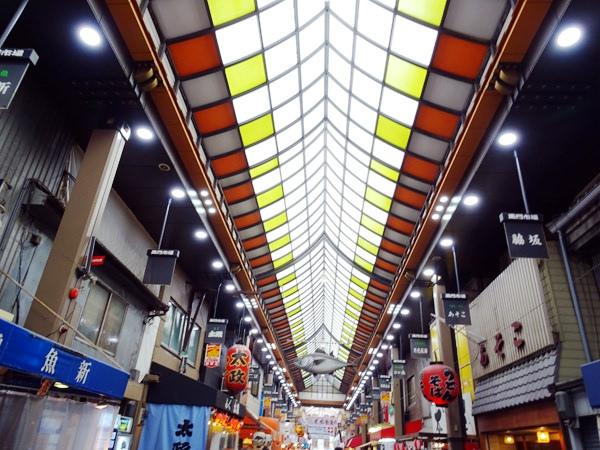 大阪黑門市場 (2)