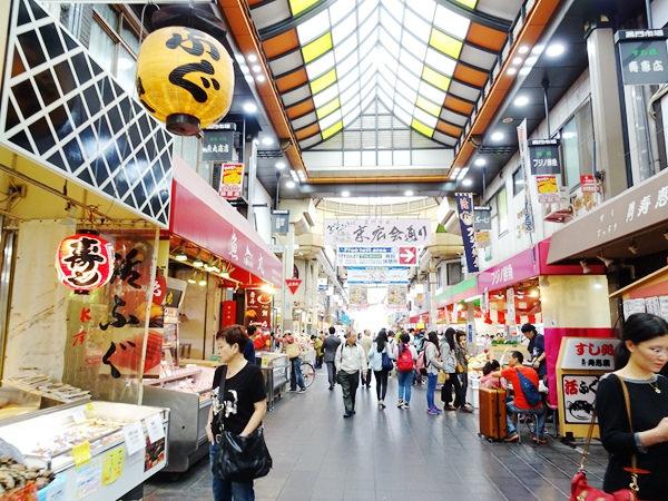 大阪黑門市場 (3)