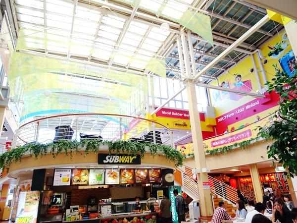 天保山購物中心+海遊館 (9)