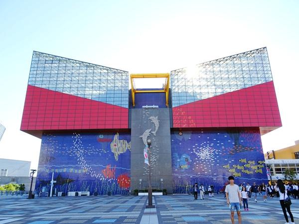 天保山購物中心+海遊館 (24)