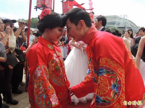 2015竹縣客家聯合婚禮 (10)