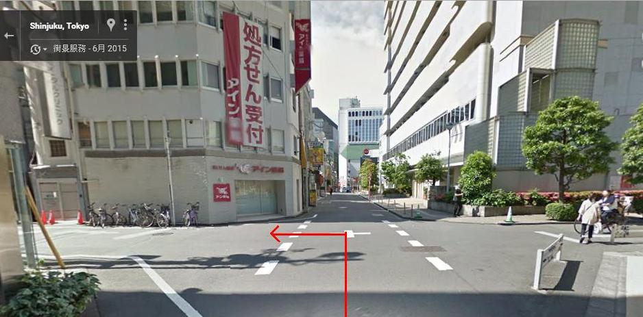 新宿賓特酒店10