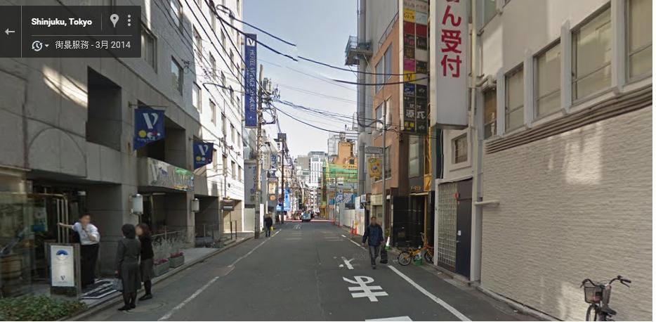 新宿賓特酒店11