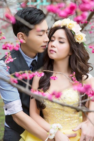 鎂紗造型攝影婚紗照 (3)