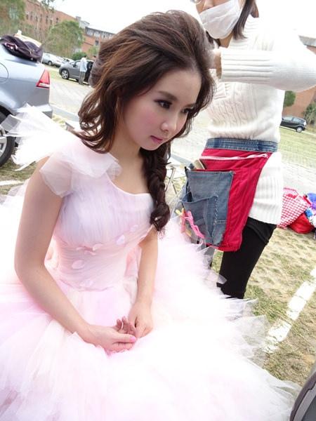 鎂紗造型攝影婚紗照 (1)